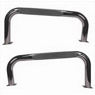 Rugged Ridge Nerf Step Bars (Stainless Steel) - 11522.04