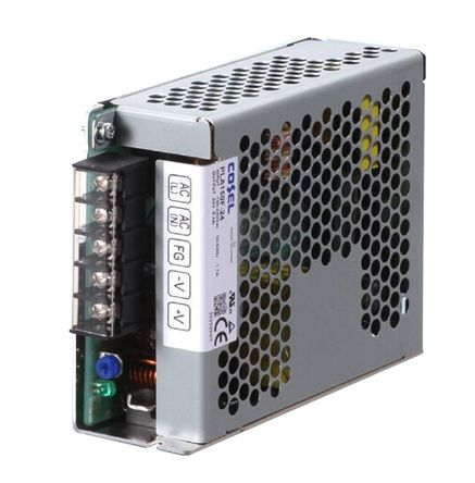 Cosel , 153.6W Embedded Switch Mode Power Supply (SMPS), 48V dc, Enclosed