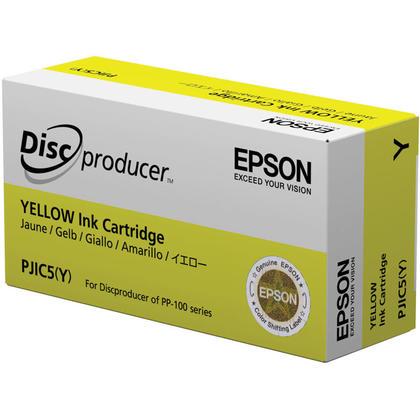 Epson PJIC5 C13S020451 Original Yellow Ink Cartridge
