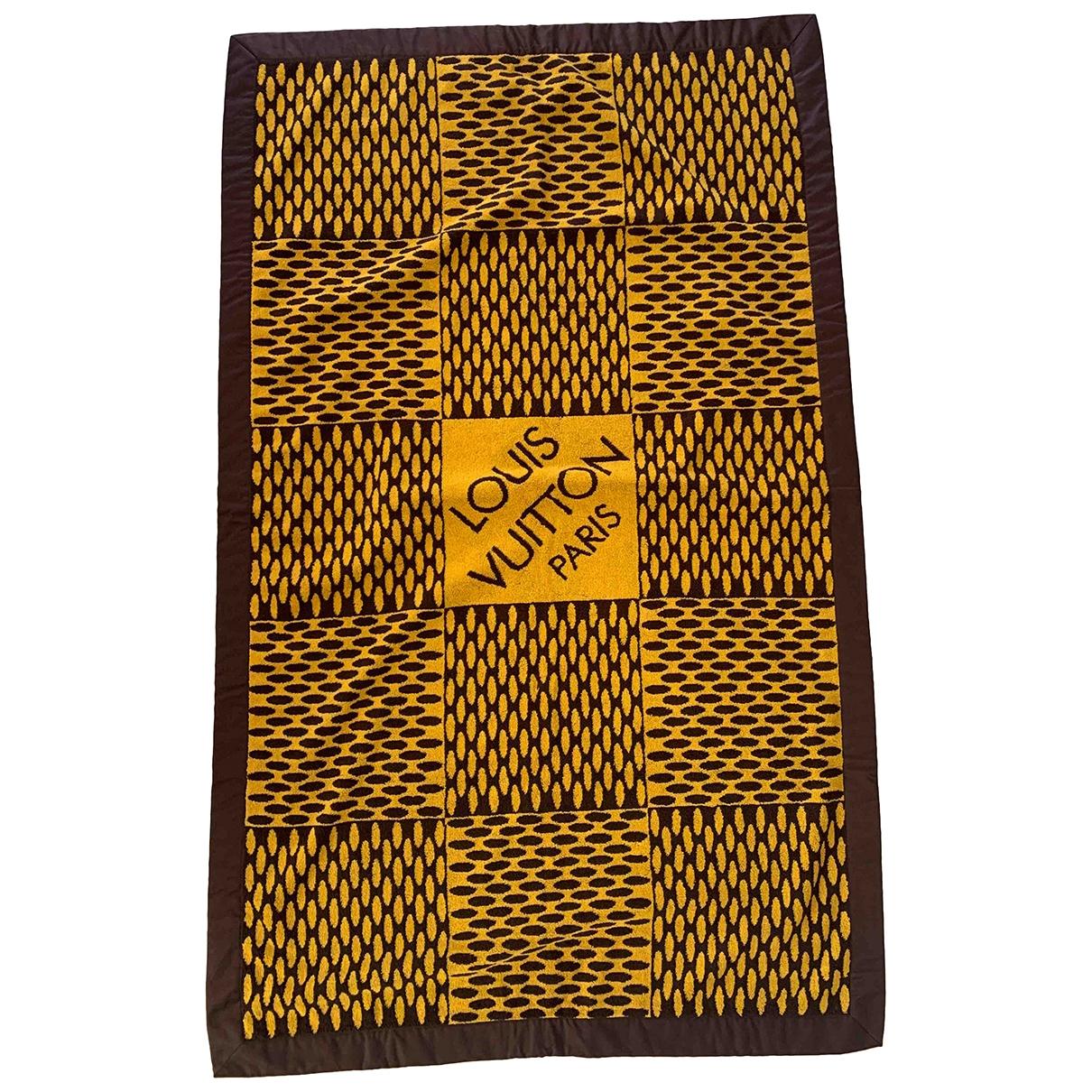 Textil de hogar Louis Vuitton