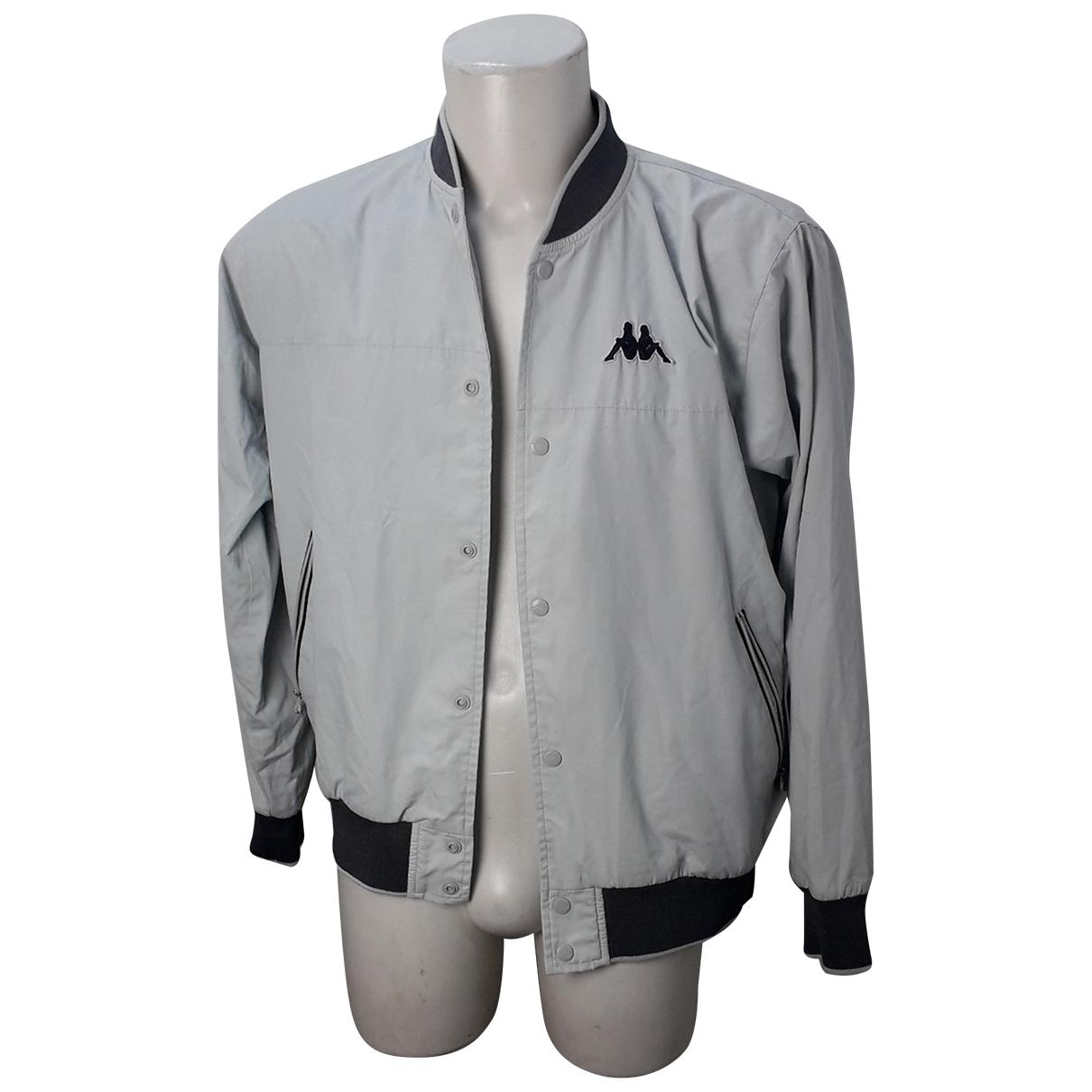 Kappa \N Grey Cotton jacket  for Men M International