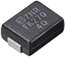 Panasonic , ZNR Surge Absorber 10A, Clamping 135V, Varistor 82V (5)