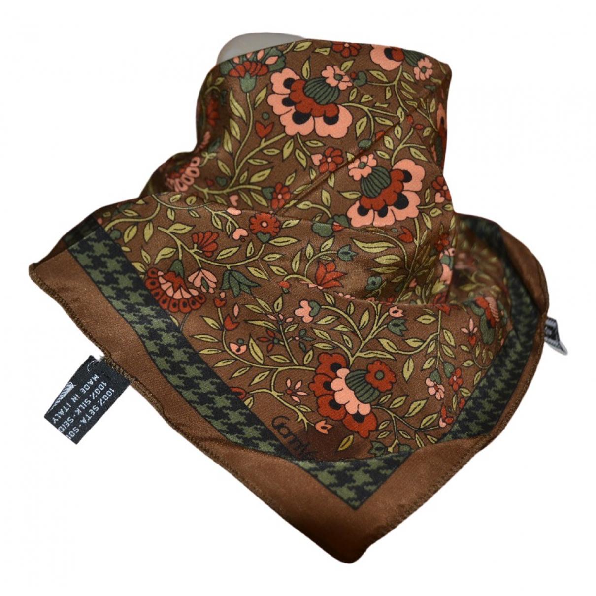 Gianni Versace \N Multicolour Silk scarf for Women \N