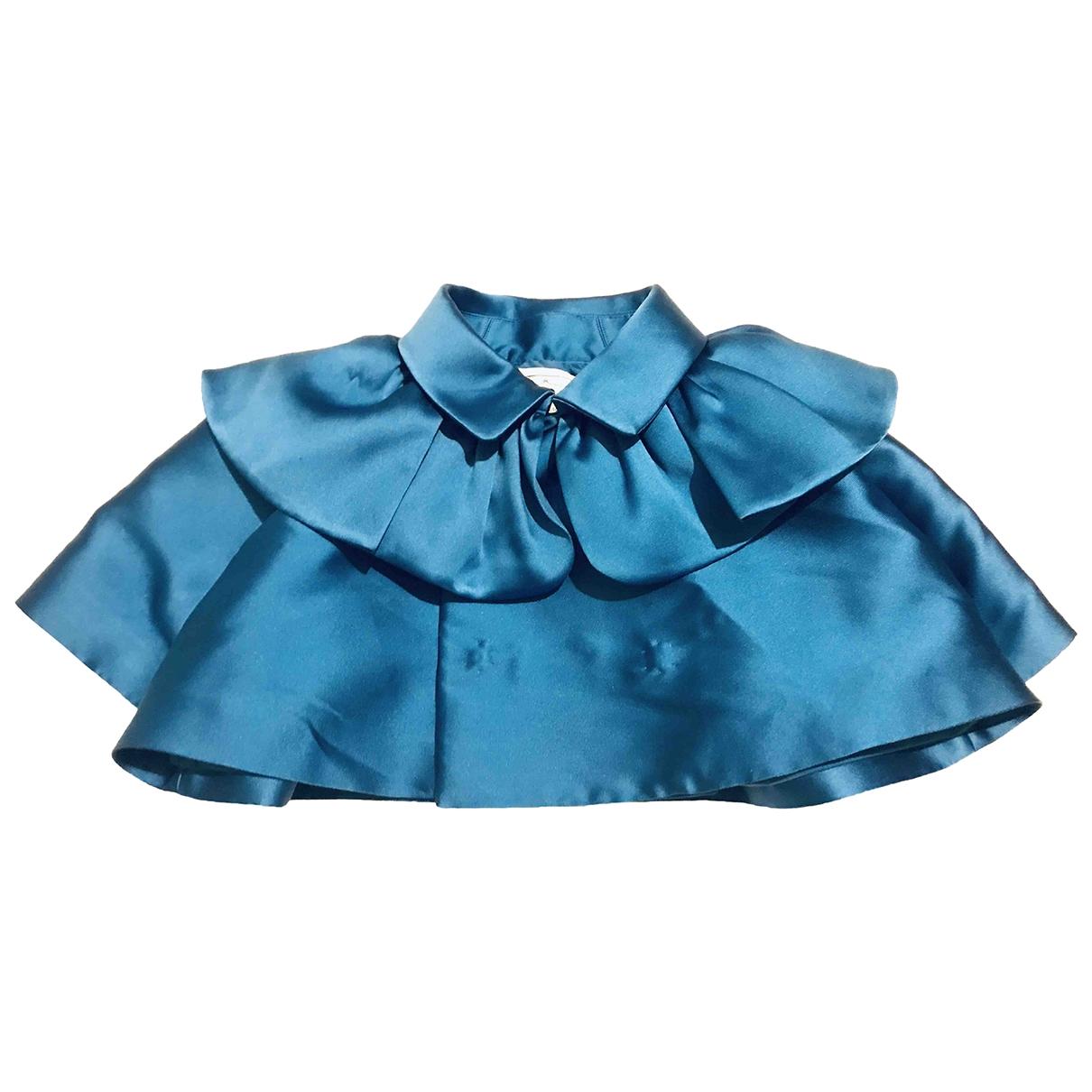 Dsquared2 \N Jacke in  Blau Polyester