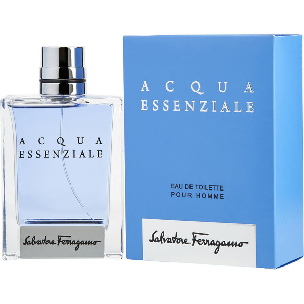 Acqua Essenziale - Salvatore Ferragamo Eau de Toilette Spray 100 ML