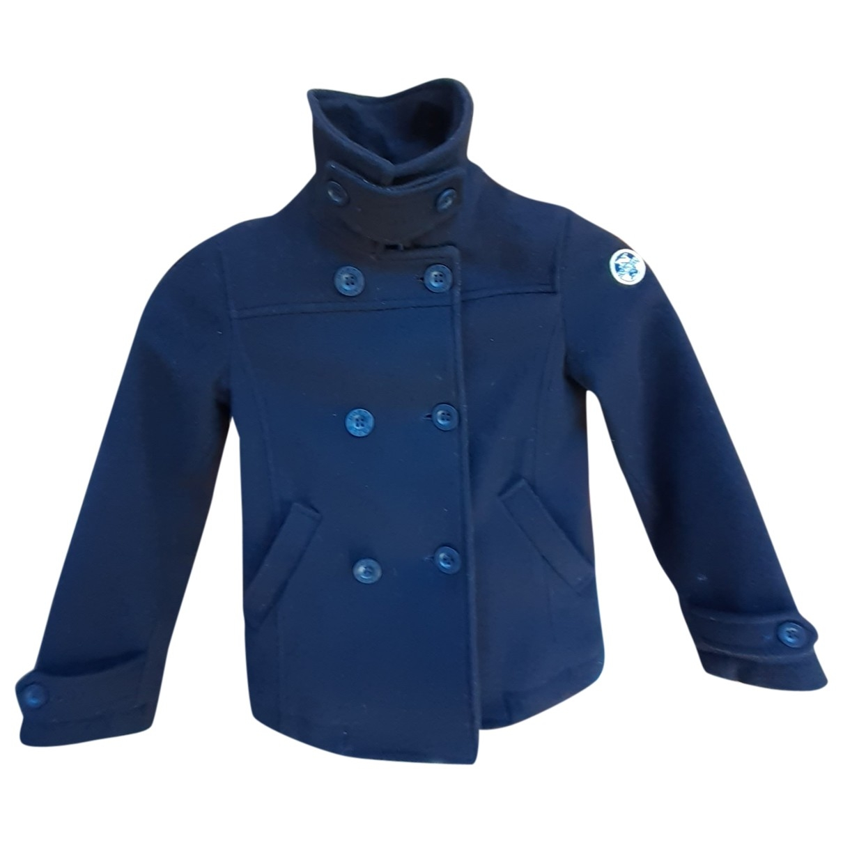 The North Face \N Blue Wool jacket & coat for Kids 6 years - up to 114cm FR