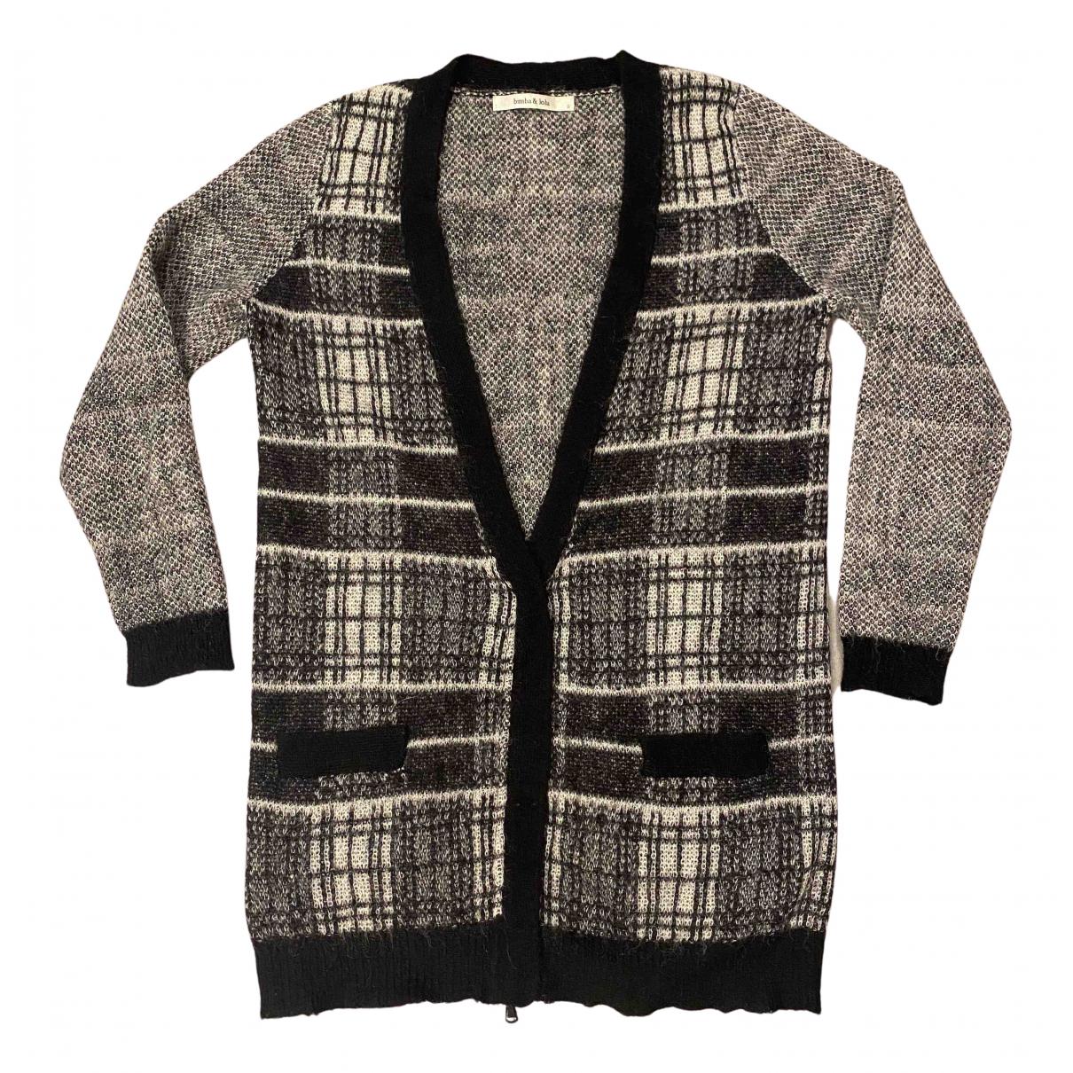 Bimba Y Lola - Pull   pour femme en laine - noir
