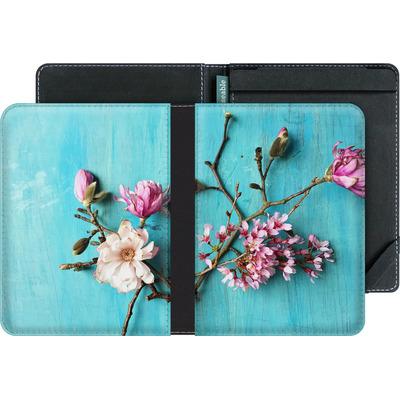 tolino vision 2 eBook Reader Huelle - Flowers of Spring von Joy StClaire