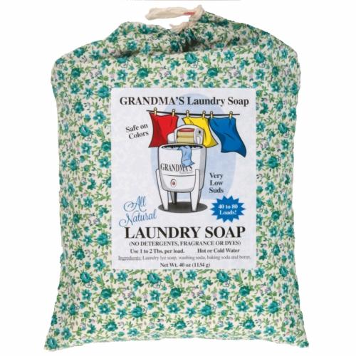 Laundry Soap 40 Oz by Grandmas Pure & Natural