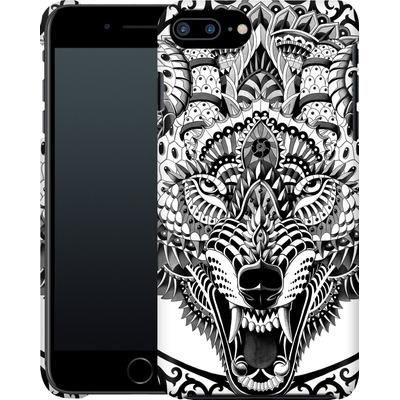 Apple iPhone 7 Plus Smartphone Huelle - Wolf Head von BIOWORKZ