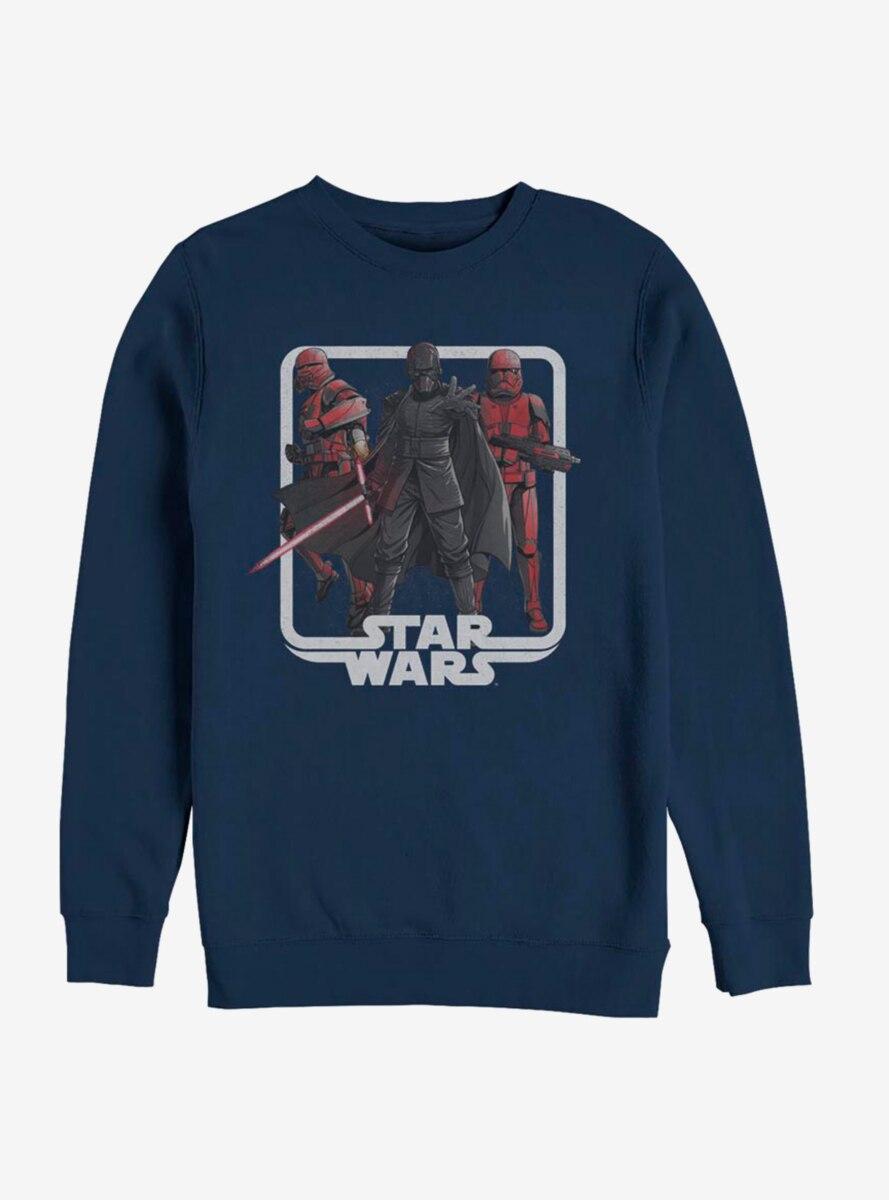 Star Wars Episode IX The Rise Of Skywalker Vindication Sweatshirt