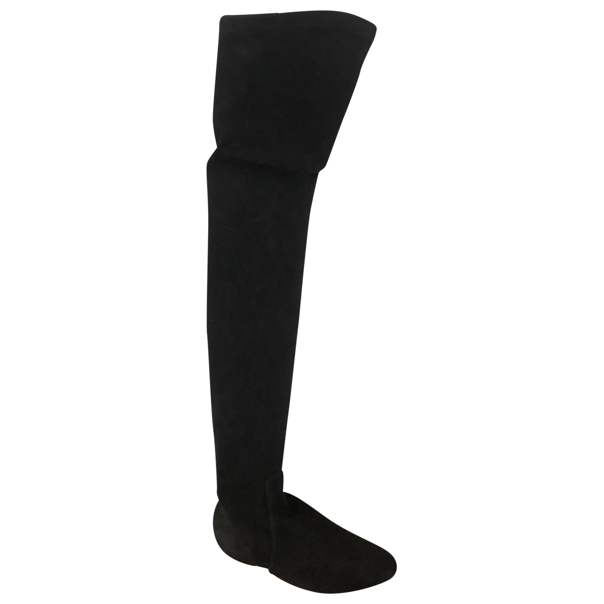 Isabel Marant \N Black Pony-style calfskin Boots for Women 38 EU