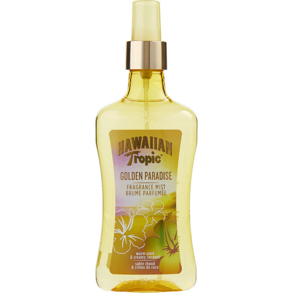 Golden Paradise - Hawaiian Tropic Bruma corporal 250 ml