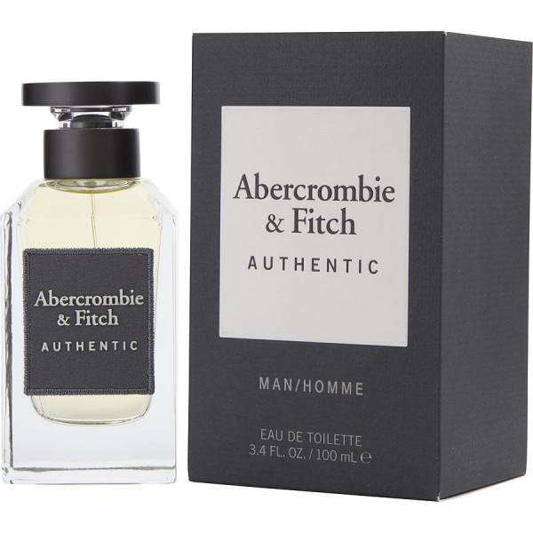 Authentic - Abercrombie & Fitch Eau de toilette en espray 100 ml