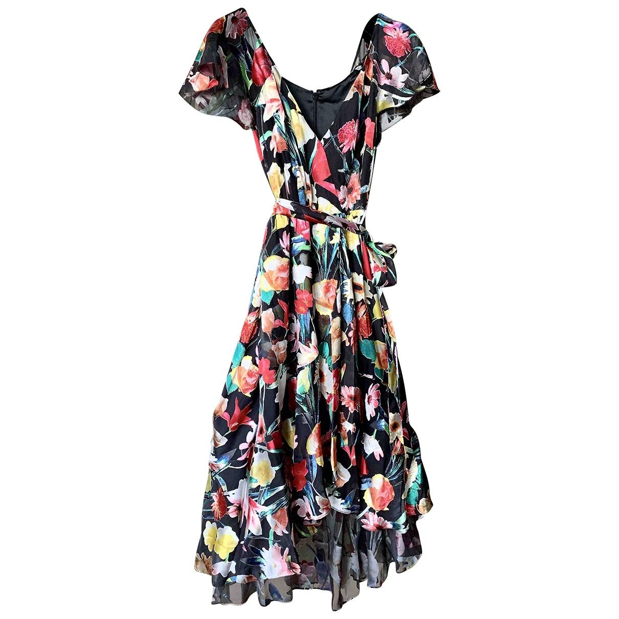 Vestido de Seda Elie Tahari