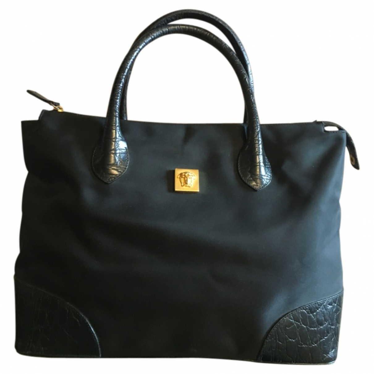 Bolso  de Lona Gianni Versace