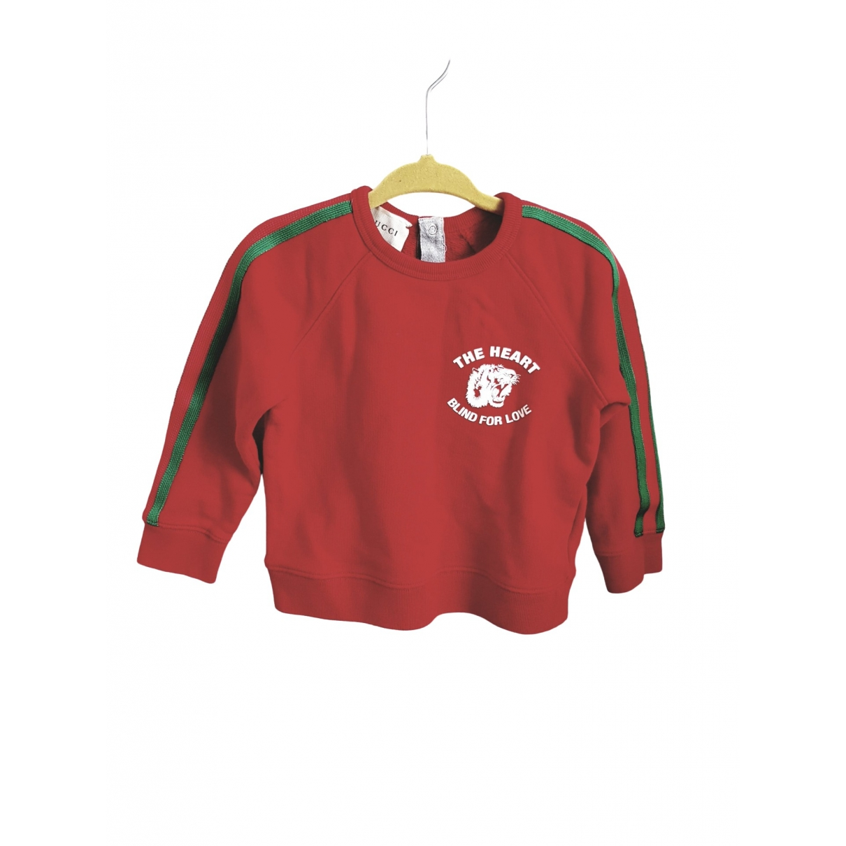 Gucci \N Red Cotton  top for Kids 12 months - up to 74cm FR