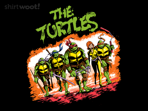 The Turtles T Shirt