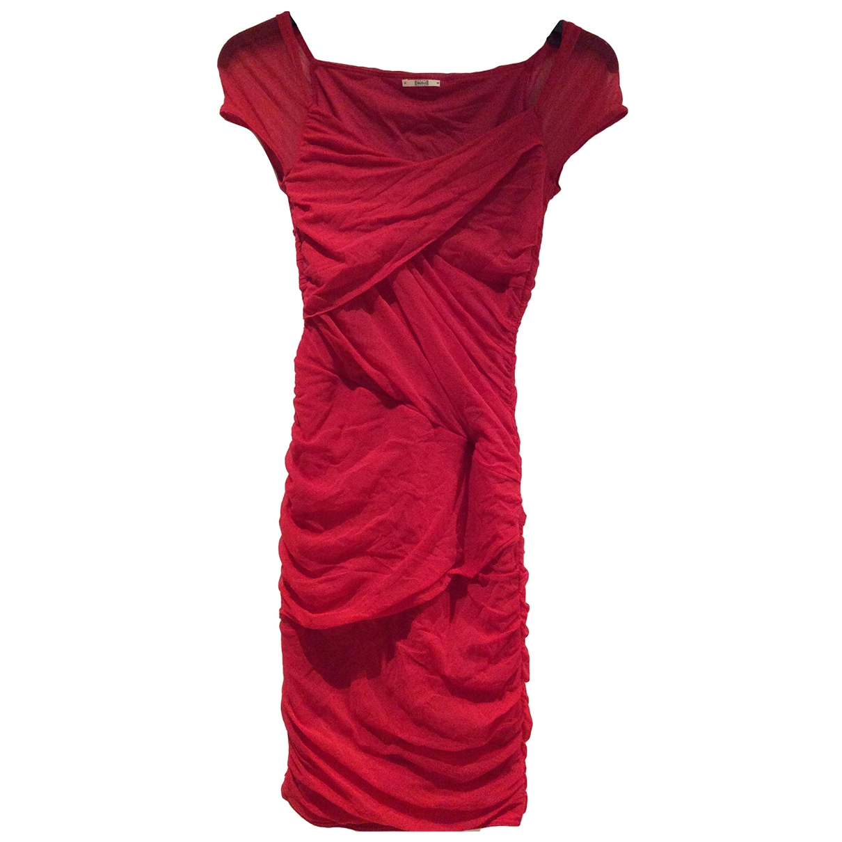 Wolford \N Kleid in  Rot Polyester