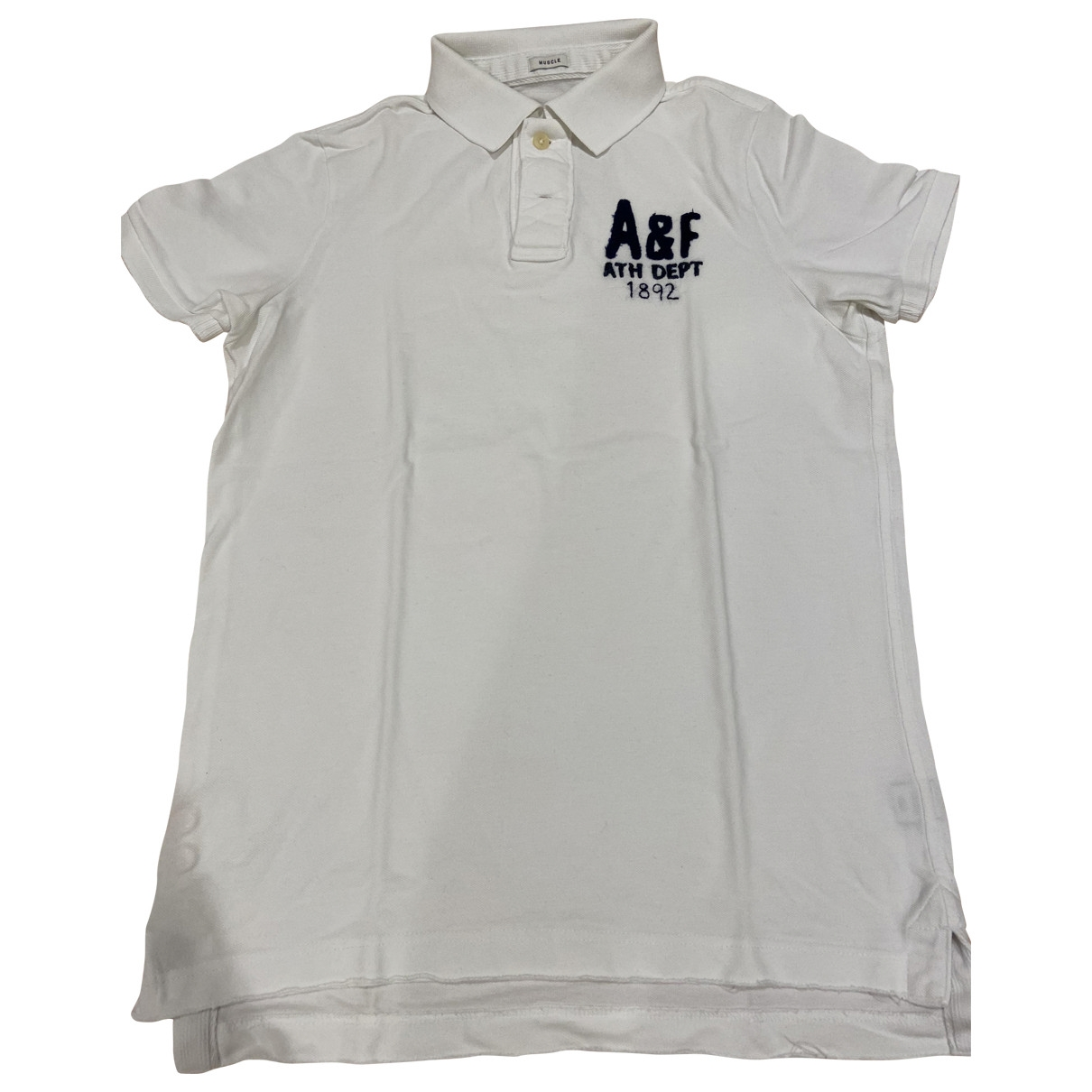 Abercrombie & Fitch \N Poloshirts in  Weiss Baumwolle