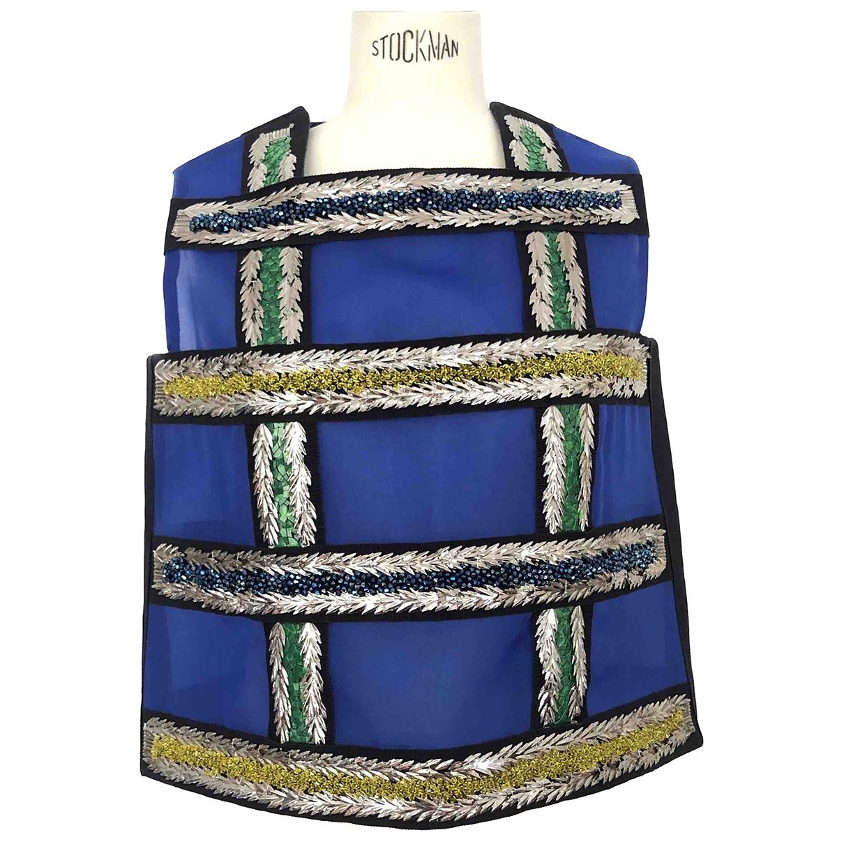 Delpozo \N Blue  top for Women 38 FR