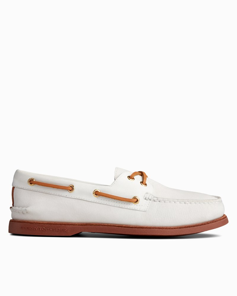 Sperry® Gold Cup 2-Eye Seaside Boat Shoes