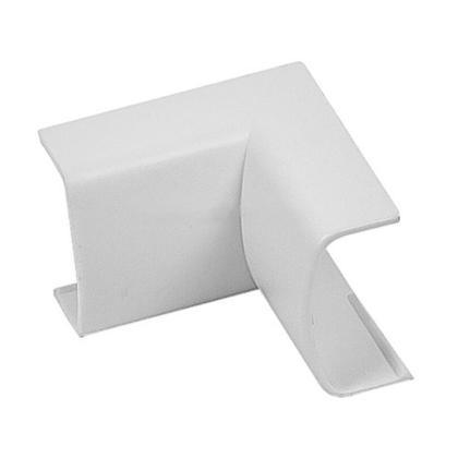 Monoprice® Inner Corner Cover for Cable Management - White