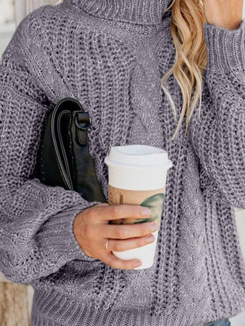 Ericdress Regular Regular Loose Standard Sweater