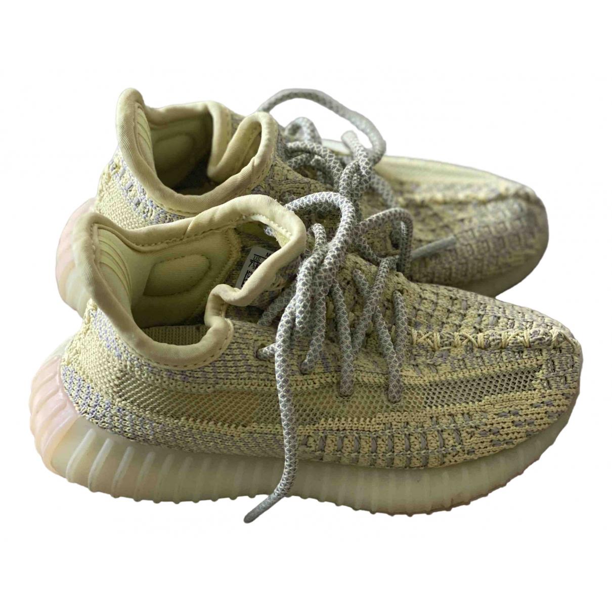 Yeezy X Adidas - Baskets Boost 350 V2 pour enfant - vert