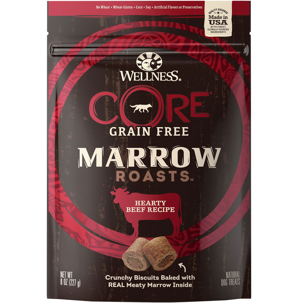 Wellness Core Marrow Roasts -  Hearty Beef Recipe (8 oz)