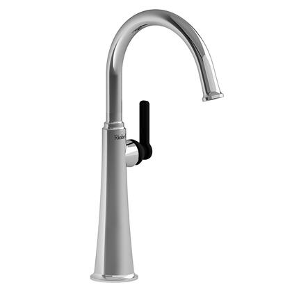 Momenti MMRDL01JCBK-10 Single Hole Lavatory Faucet with J Lever Handle 1.0 GPM  in