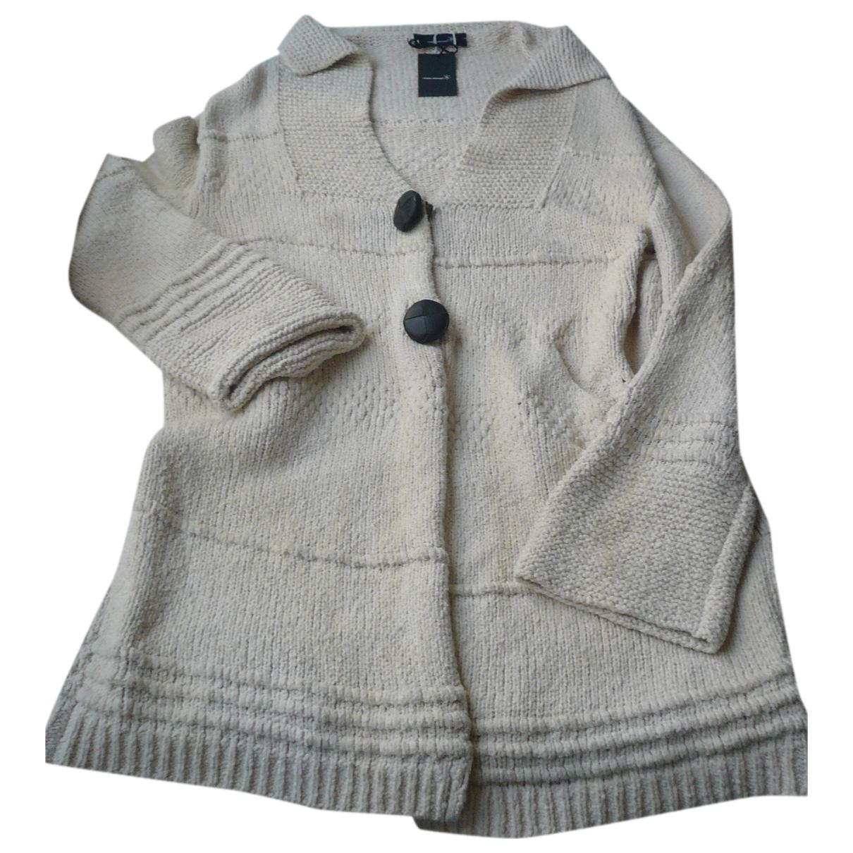 Isabel Marant Etoile \N Ecru Silk Knitwear for Women One Size International