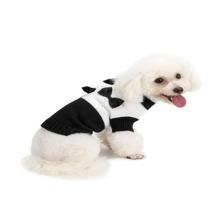 1pc Bow Decor Dog Sweater