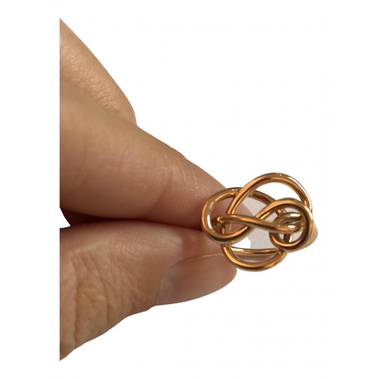 Lorenz Baumer - Bague   pour femme en or rose - rose