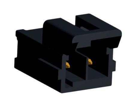 Molex , Ultra-Fit, 172286, 2 Way, 1 Row, Vertical PCB Header (5)