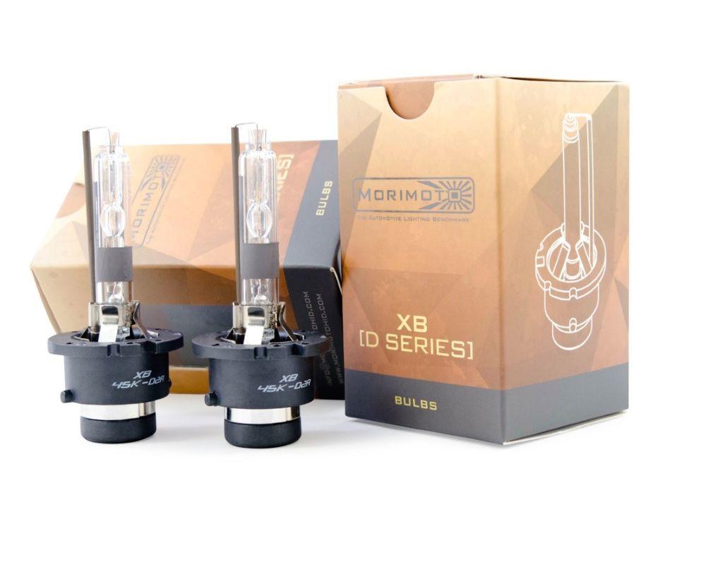 Morimoto MM.N.066 D2R XB 4K HID Bulbs Pair