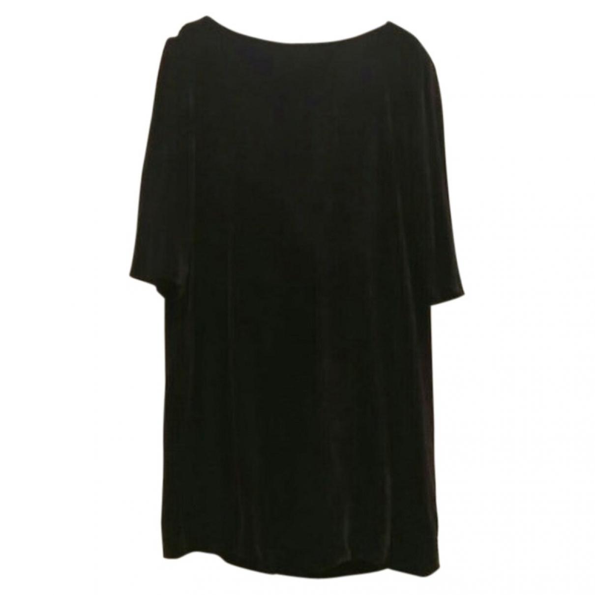 Mini vestido de Terciopelo Angel Schlesser