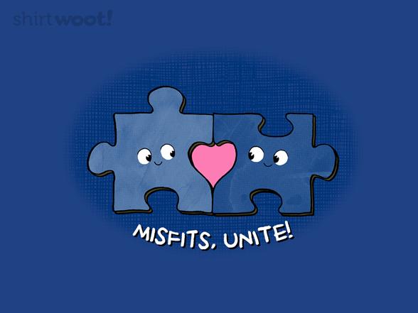 Misfits, Unite T Shirt