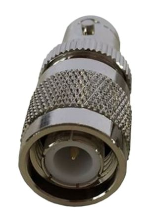 RF Solutions Straight 50Ω RF Adapter BNC Socket to TNC Plug