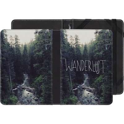 Amazon Fire HD 6 eBook Reader Huelle - Wanderlust - Rainier Creek von Leah Flores