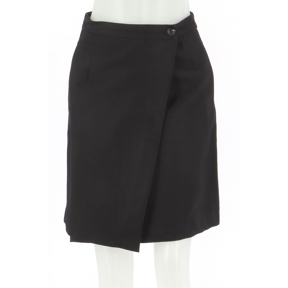 Soeur - Jupe   pour femme en coton - noir