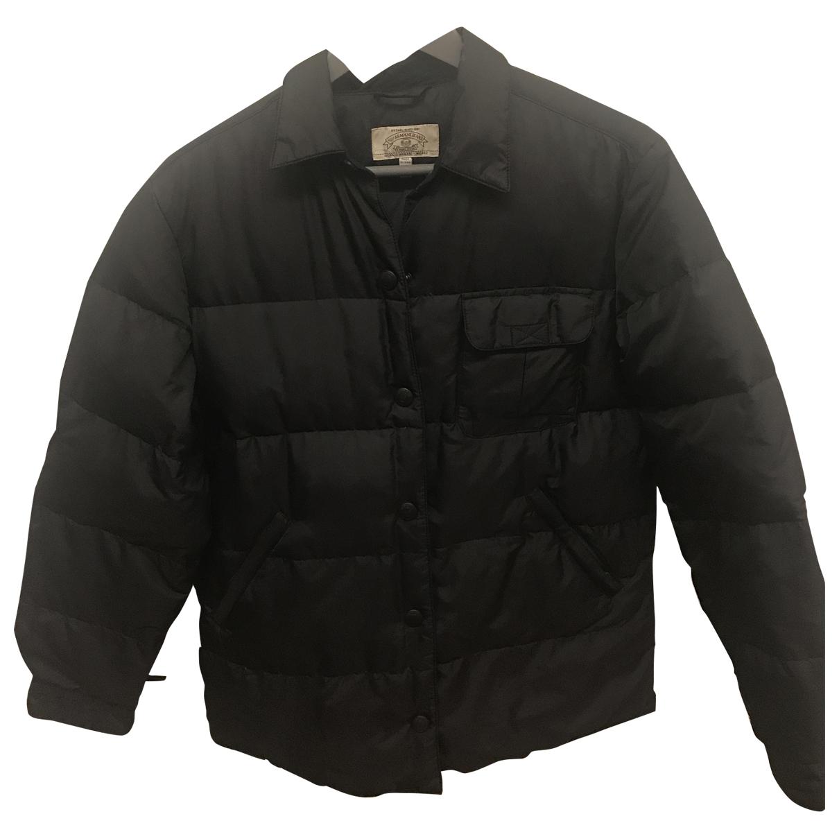 Armani Jeans \N Black jacket for Women 42 IT