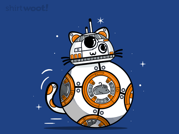 Bb-9 Lives T Shirt