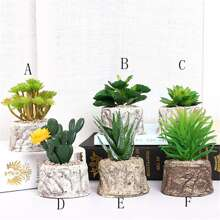 1pc Artificial Potted Plants