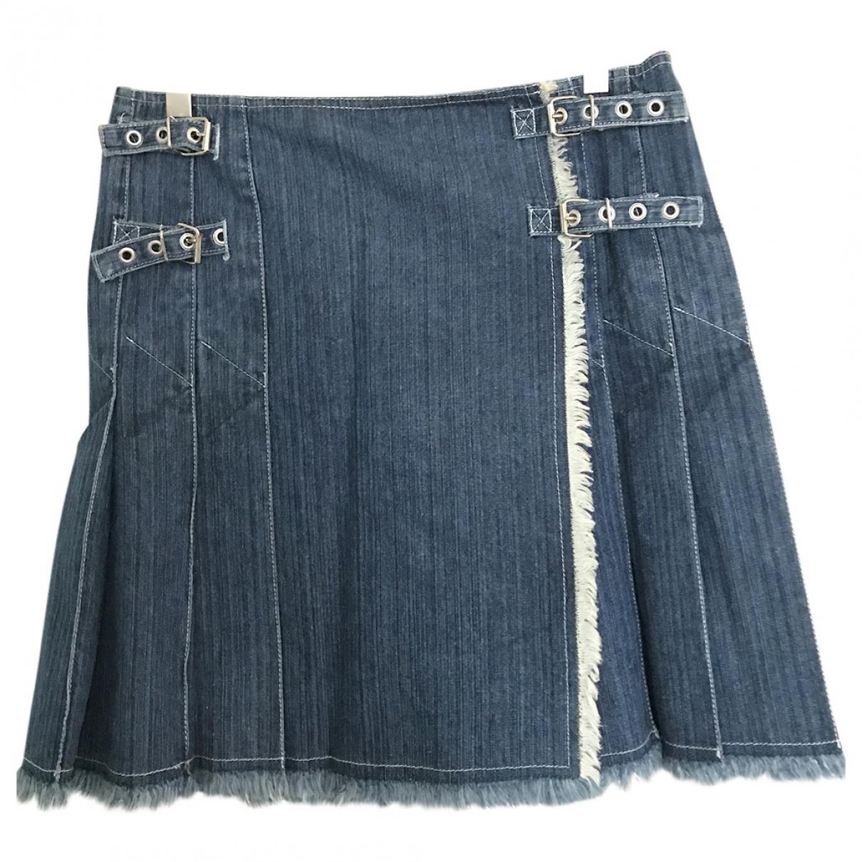 Sonia By Sonia Rykiel \N Rocke in  Blau Denim - Jeans