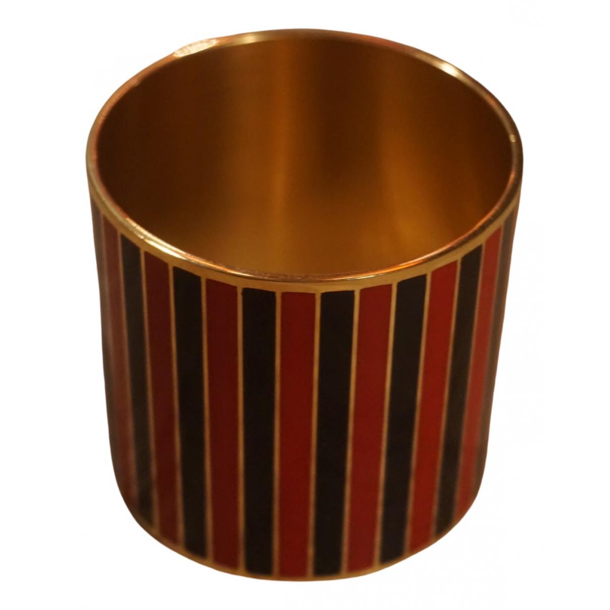 Givenchy - Bracelet   pour femme en or jaune - rouge