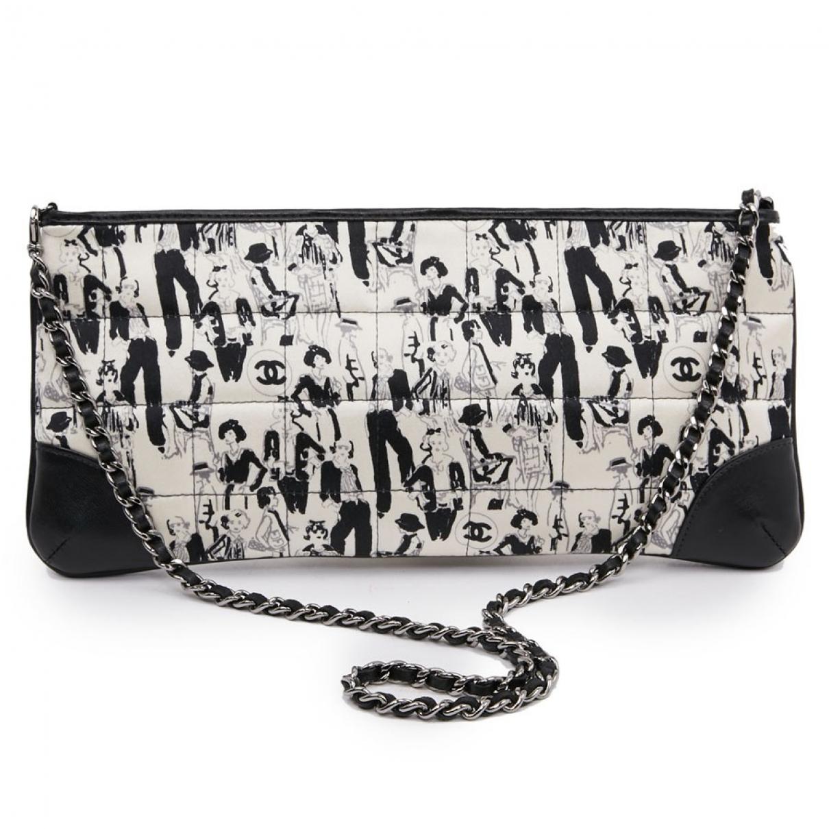 Chanel \N Handtasche in Leinen