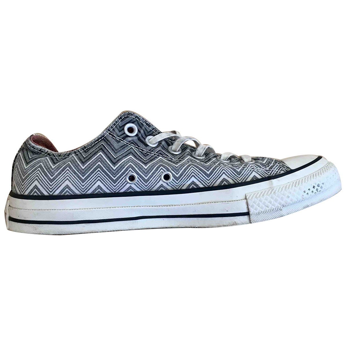 Converse \N Black Cloth Trainers for Women 6.5 UK