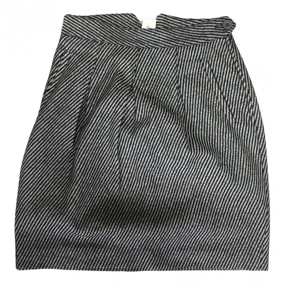 Emporio Armani - Jupe   pour femme en laine