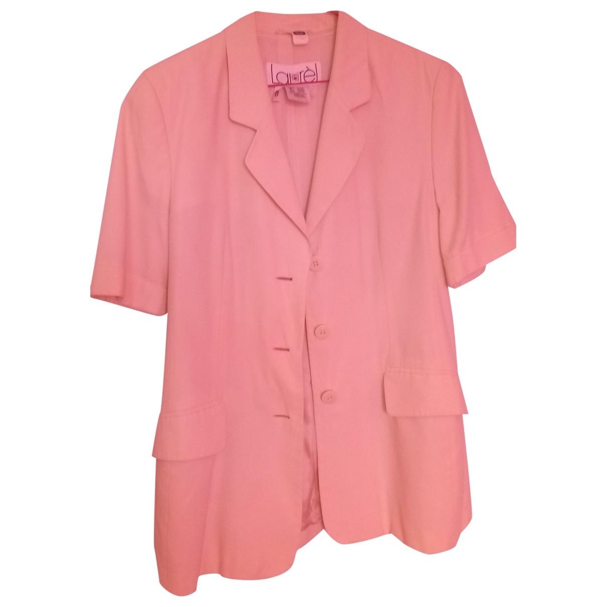 Laurel - Veste   pour femme en coton - beige